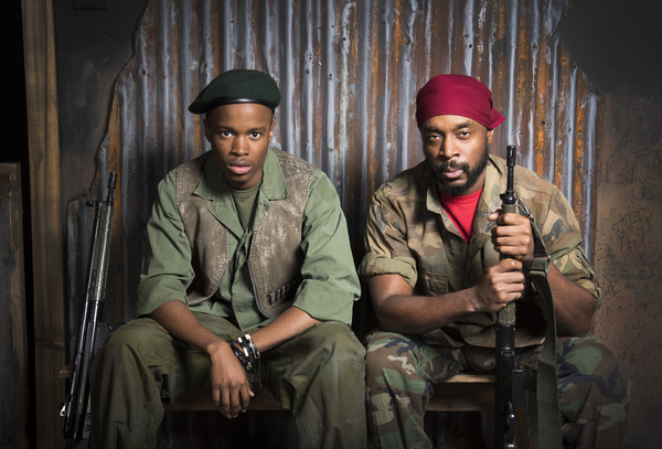 Photo Flash: Pacific Theatre presents a Dark Glass Theatre production RUINED by Lynn Nottage