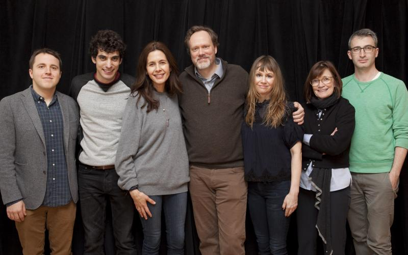 Photo Flash: In Rehearsal with Lincoln Center Theater's ADMISSIONS, By Joshua Harmon