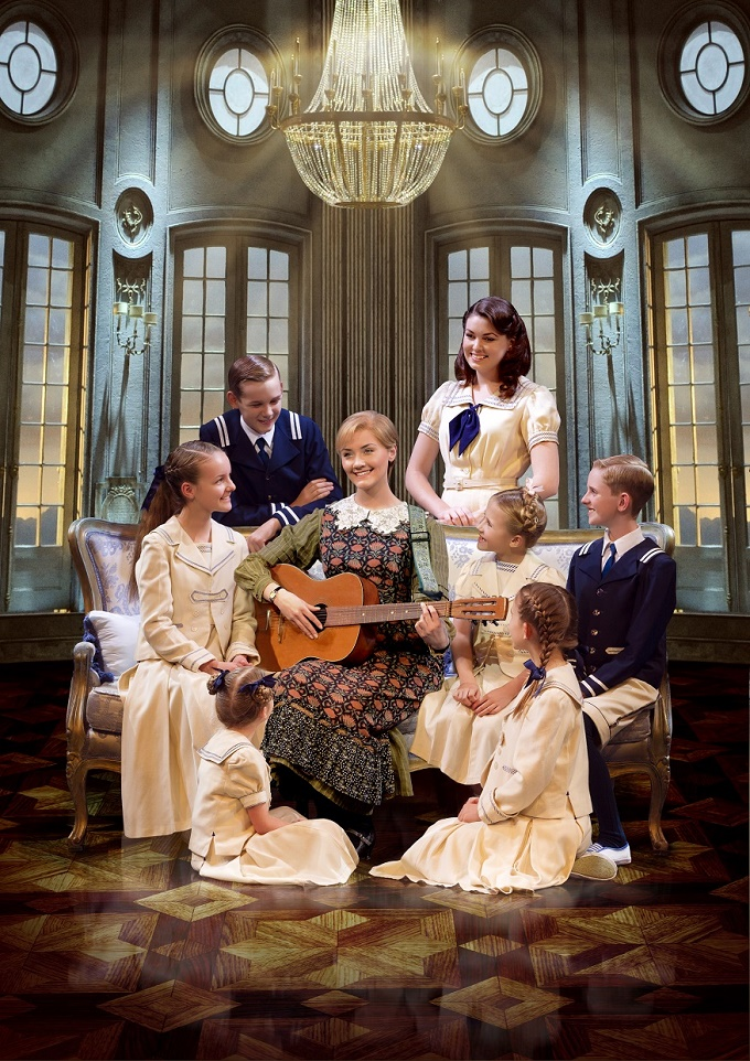 World's Most Loved Musical THE SOUND OF MUSIC Returns to South Africa in 2018