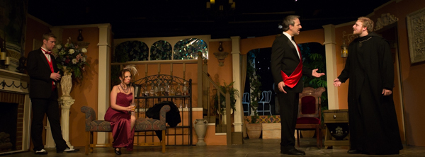 Photo Coverage: First look at Little Theatre Off Broadway's DEATH TAKES A HOLIDAY