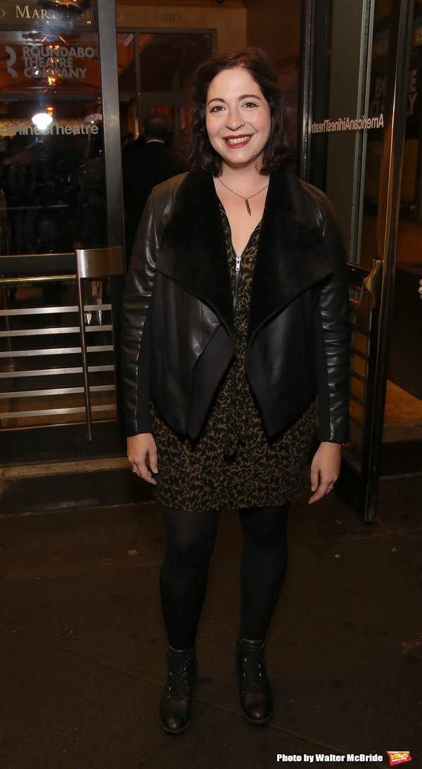 Photo Coverage: On the Opening Night Red Carpet for JOHN LITHGOW: STORIES BY HEART