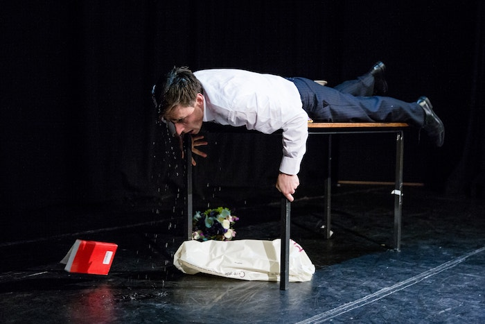 Guest Blog: Ian Bonar On BE PREPARED at VAULT Festival