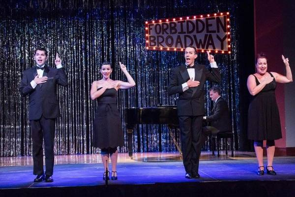 Photo Flash: First Look at Breckenridge Backstage Theatre's FORBIDDEN BROADWAY'S GREATEST HITS