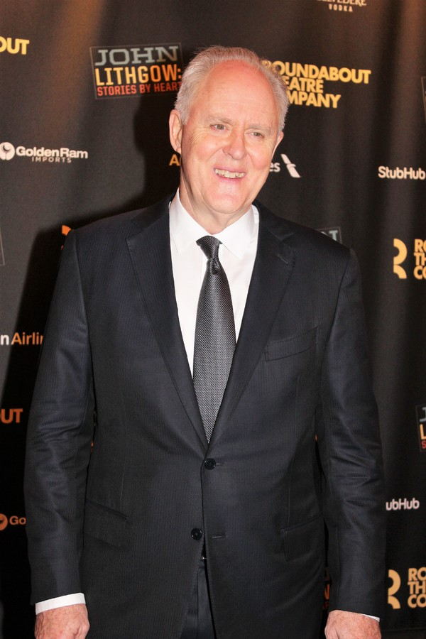 Photo Coverage: John Lithgow Celebrates Opening Night of STORIES BY HEART