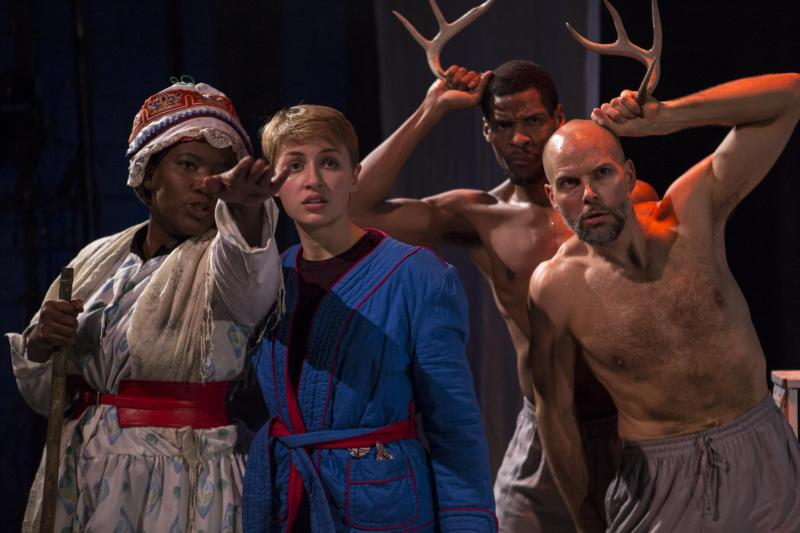 BWW Review: The Icy Touch of Blessed Unrest's THE SNOW QUEEN