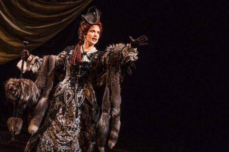 BWW Feature: Raquel Suarez Groen Talks THE PHANTOM OF THE OPERA's Diva and More!