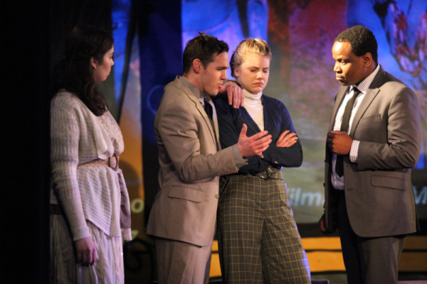 Photo Flash: First Look at ONE NATION, ONE MISSION, ONE PROMISE at the Players Theater
