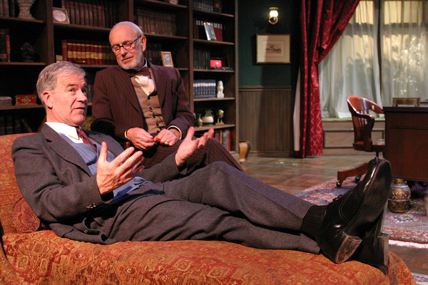 Photo Flash: Appointment Reminder: FREUD'S LAST SESSION Opens Tomorrow