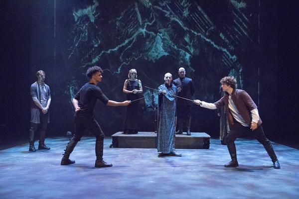 Photo Flash: Aquila Theatre Company Presents SENSE AND SENSIBILITY and HAMLET