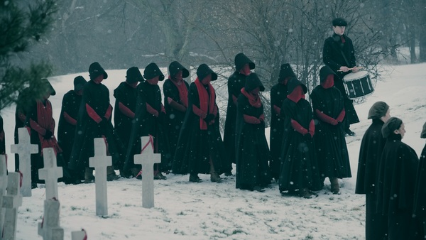 Photo Flash: First Look Images from THE HANDMAID'S TALE Season Two