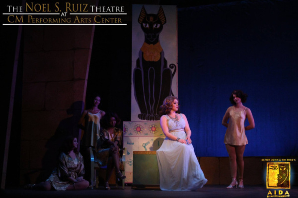 Photos: The Noel S. Ruiz Theatre Takes You Back to Ancient Egypt with AIDA