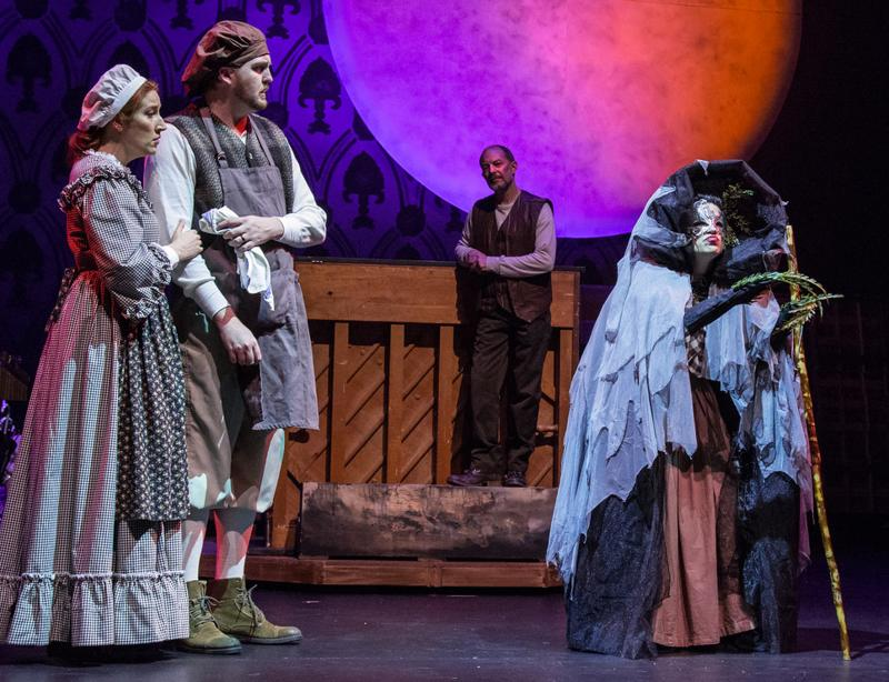 BWW Review: INTO THE WOODS Will Enchant You in a Whole New Way