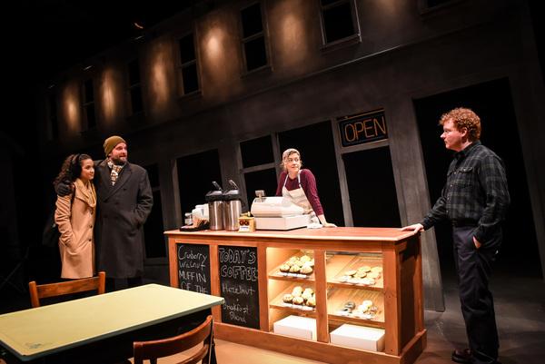 Photo Flash: Shattered Globe Theatre Premieres FIVE MILE LAKE