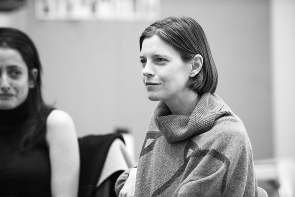 Photo Flash: In Rehearsal with Signature's AT HOME AT THE ZOO