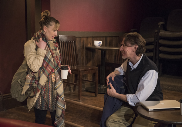 Photo Flash: Michael Shannon Directs TRAITOR at A Red Orchid