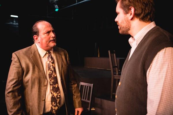 Kerry Bringman and Jeremy Lynch