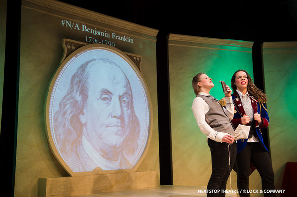 Photo Flash: First Look at 45 PLAYS FOR 45 PRESIDENTS at NextStop Theatre