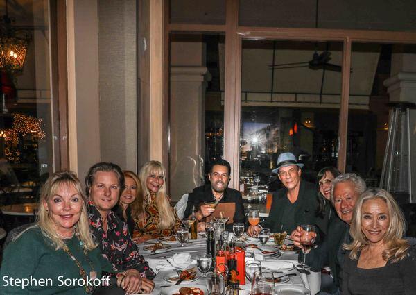 Valarie Christopher, Mazimilian Prinz von Anhalt, Kelly Clinton Holmes, SUnny Sessa, Clint Holmes, Robert Davi, Stephen Sorokoff, Eda Sorokoff