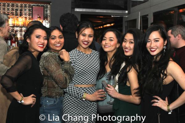 Dorcas Leung, Lianah Sta. Ana, Emily Bautista, Minami Yusui, Viveca Chow, Tiffany Toh