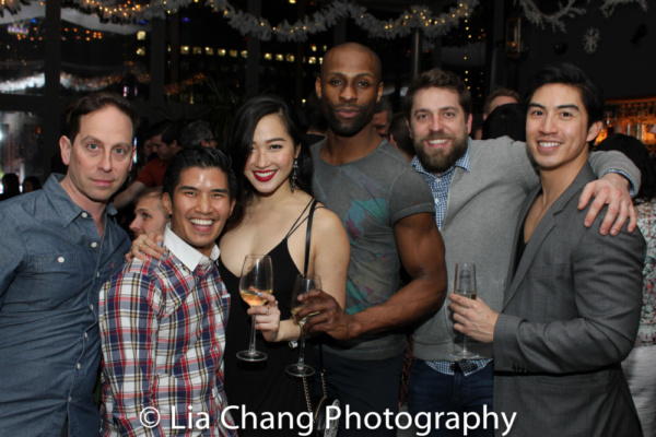 Photo Flash: Eva Noblezada, Jon Jon Briones and More Celebrate Closing Night of MISS SAIGON