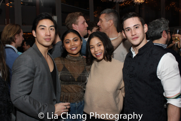 Devin Ilaw, Lianah Sta. Ana, Eva Noblezada, Warren Yang