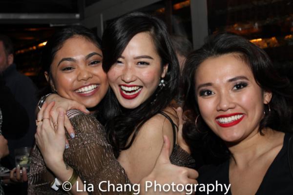 Lianah Sta. Ana, Tiffany Toh, Dorcas Leung