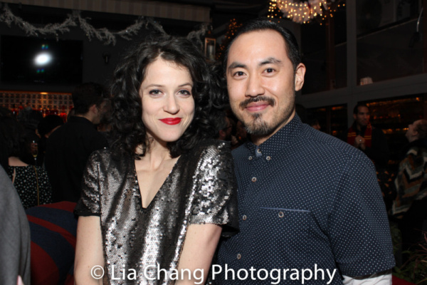 Paige Faure and Marcus Choi Photo