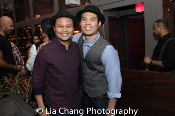 Brothers Julius Sermonia and Jason Sermonia Photo