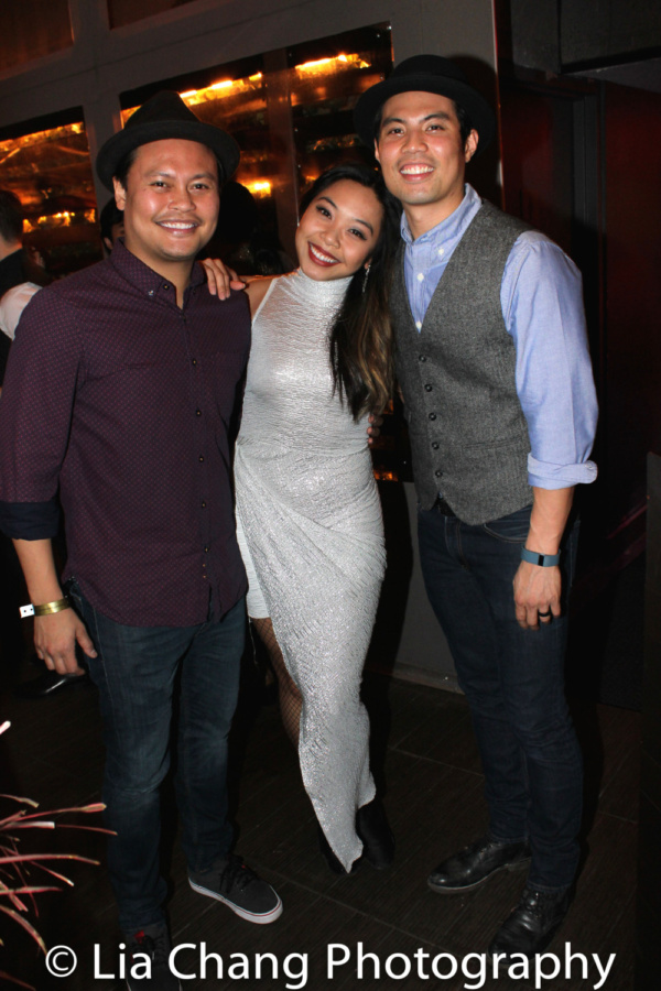 Julius Sermonia, Kimberly-Ann Truong and Jason Sermonia Photo