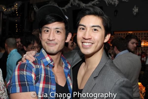 Hansel Tan and Devin Ilaw