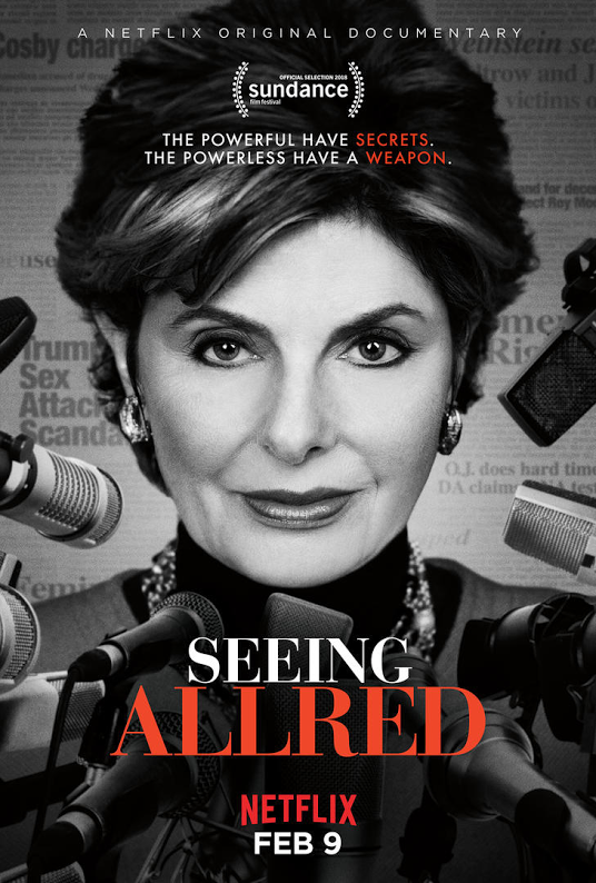 VIDEO: Netflix Shares Trailer for New Documentary SEEING ALLRED, Premiering 2/9