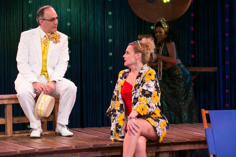 BWW Review: Skillful and Fun THE SKIN OF OUR TEETH at Constellation Theatre Company