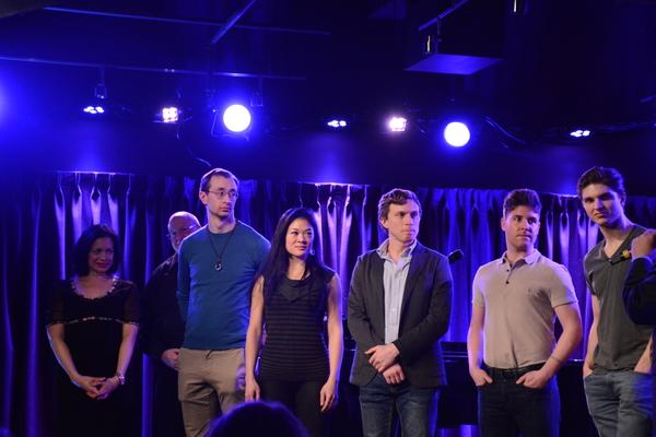 Yassmin Alers, Alex Gibson, Kristen Faith Oei, Matt Leisy, Jesse J.P. Johnson and Colby Dezelick