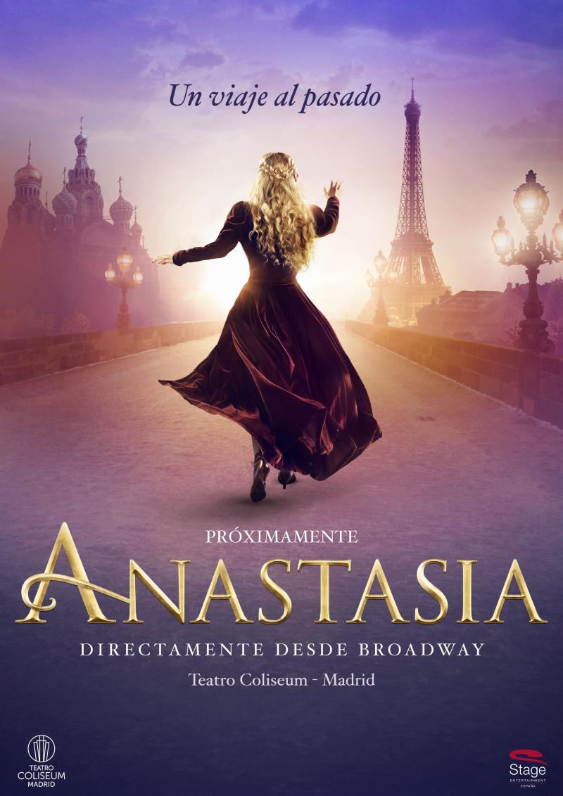 Stage confirma que ANASTASIA llega la temporada que viene