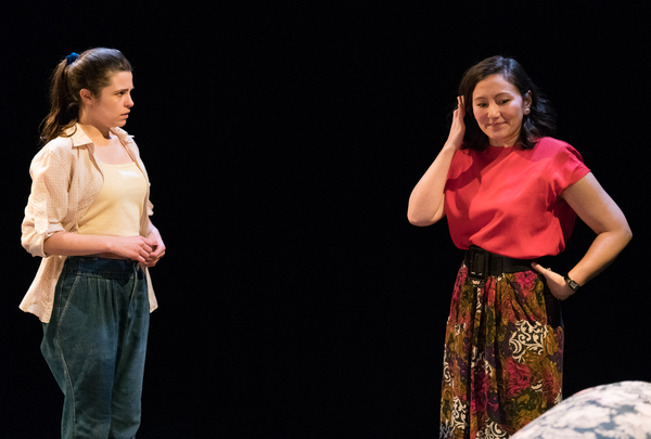 Photo Flash: The Associates World Premiere of SHEILA at A.R.T./New York Theatres