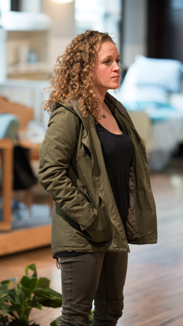 Photo Flash: In Rehearsal with Steppenwolf Theatre for the Chicago Premiere of YOU GOT OLDER
