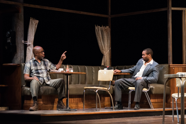 David Emerson Toney (Holloway) and Carlton Byrd (Sterling)