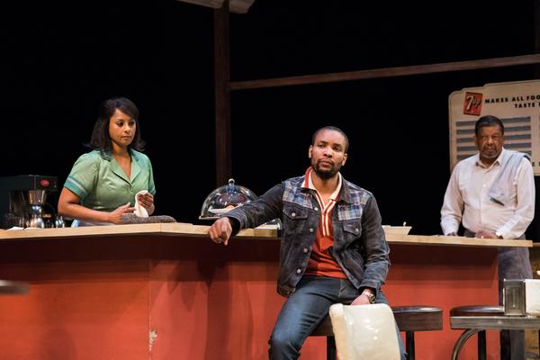 Nicole Lewis (Risa), Carlton Byrd (Sterling), Eugene Lee (Memphis)