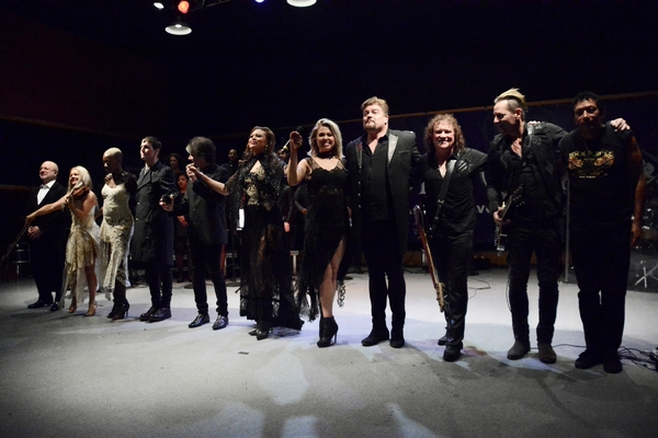 Henry Aronson, Mairead Nesbitt, Kimberly Nichole, Tony Vincent, Alyson Cambridge, Chloe Lowery, Rob Evan, Tony Bruno and