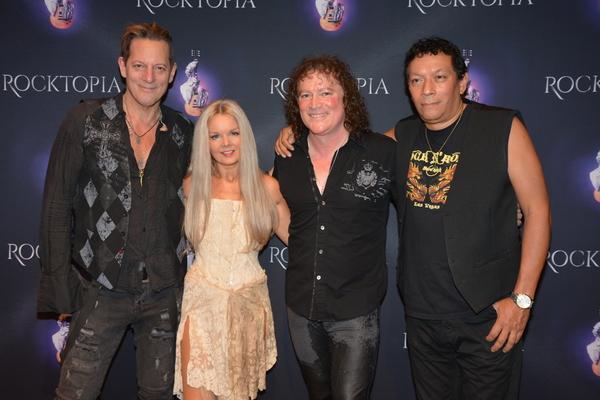 Tony Bruno, Mairead Nesbitt, Greg Smith ad Alex Alexander Photo