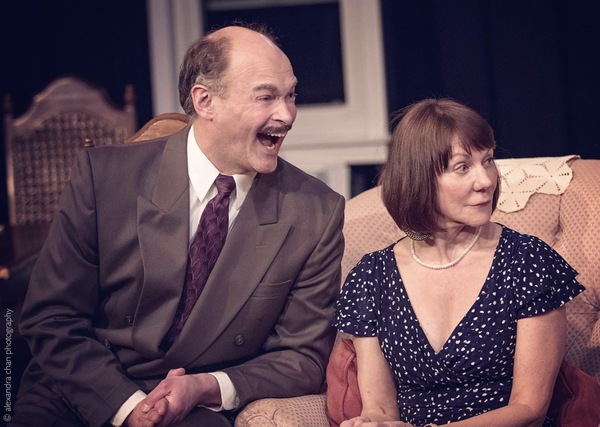 Photo Flash: THE ODD COUPLE Moves Into New Hampshire Theatre Project