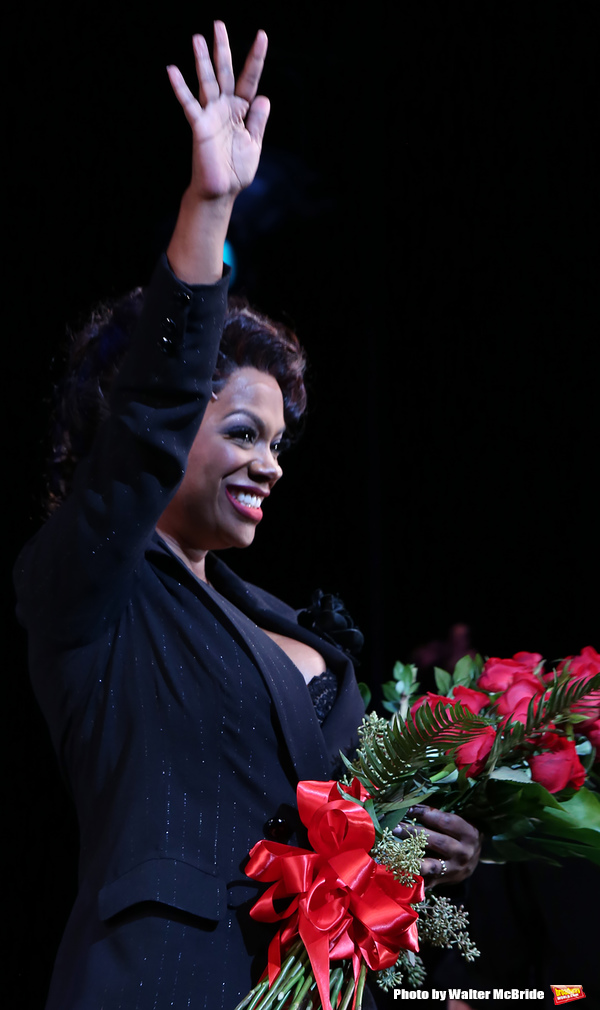 Photo Coverage: Real Housewife Kandi Burruss Makes Her Broadway Debut in CHICAGO!