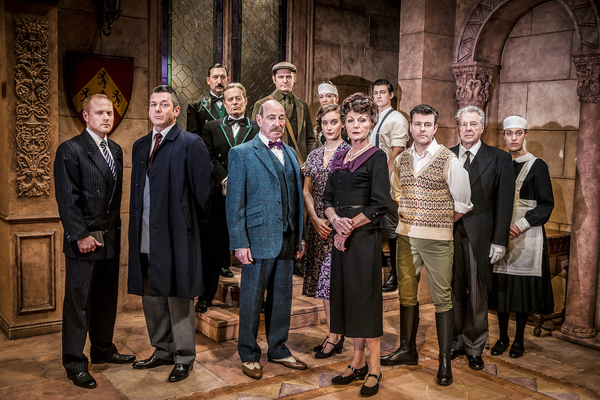 Photo Flash: First Look at the UK Tour of THE CASE OF THE FRIGHTENED LADY