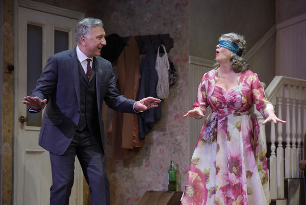 Photo Flash: A First Look at American Conservatory Theater's THE BIRTHDAY PARTY