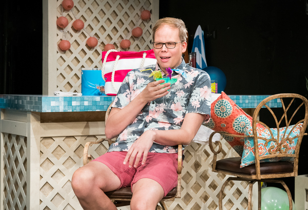 Photo Flash: Jeff Hiller Stars in BRIGHT COLORS AND BOLD PATTERNS