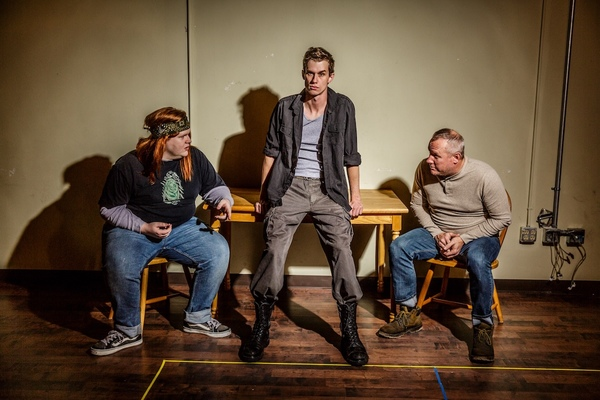 Photo Flash: Viciously Funny THE LIEUTENANT OF INISHMORE Opens at the Garden Theatre