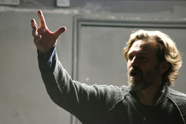 Photo Flash: Sherlock's Rupert Graves Makes His Directorial Debut With THE UNGRATEFUL BIPED