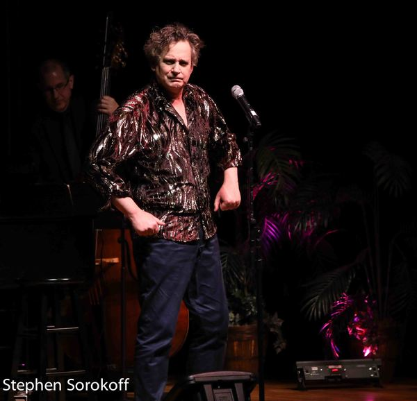 Photo Coverage: Don't Tell Mama's Sidney Myer Performs at Live at Lynn University
