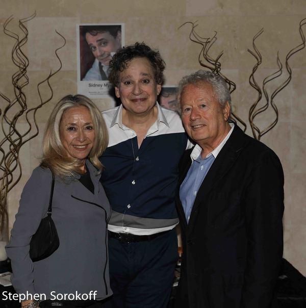 Eda Sorokoff, Sidney Myer, Stephen Sorokoff