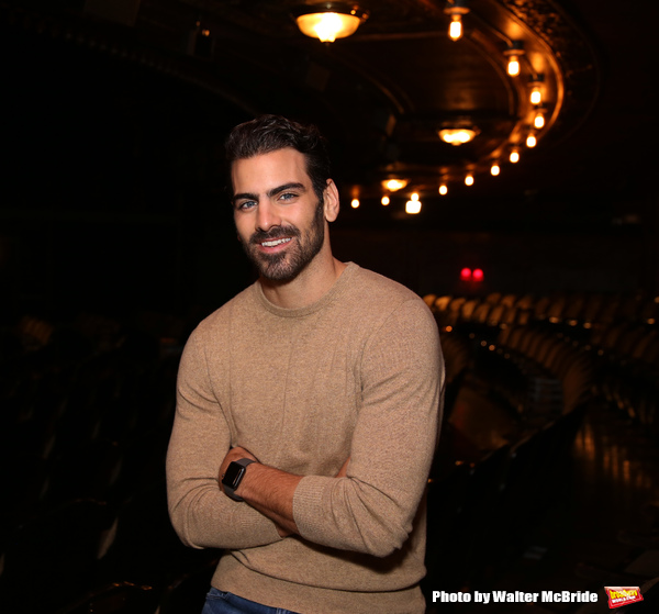 Photo Coverage: Nyle DiMarco Meets with CHILDREN OF A LESSER GOD Star Lauren Ridloff!